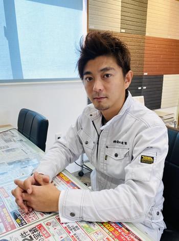 ペイントライフ蒲田 代表 蒲田拓也